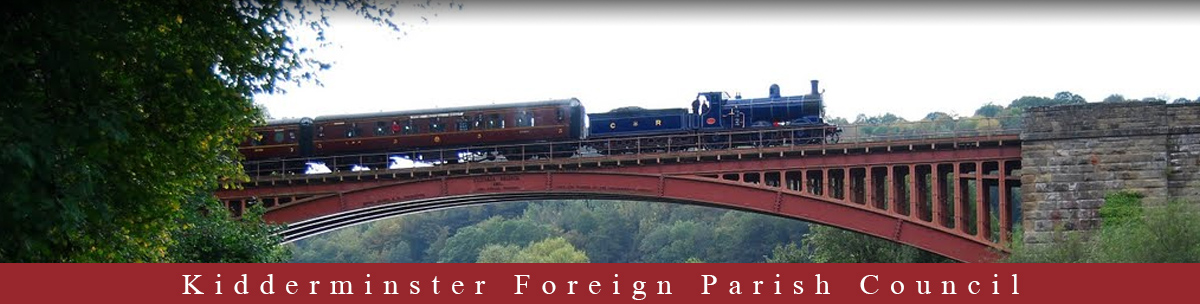 Header Image for Kidderminster Foreign Parish Council